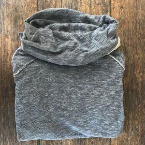 Free People Beach Cowl Neck Sweater